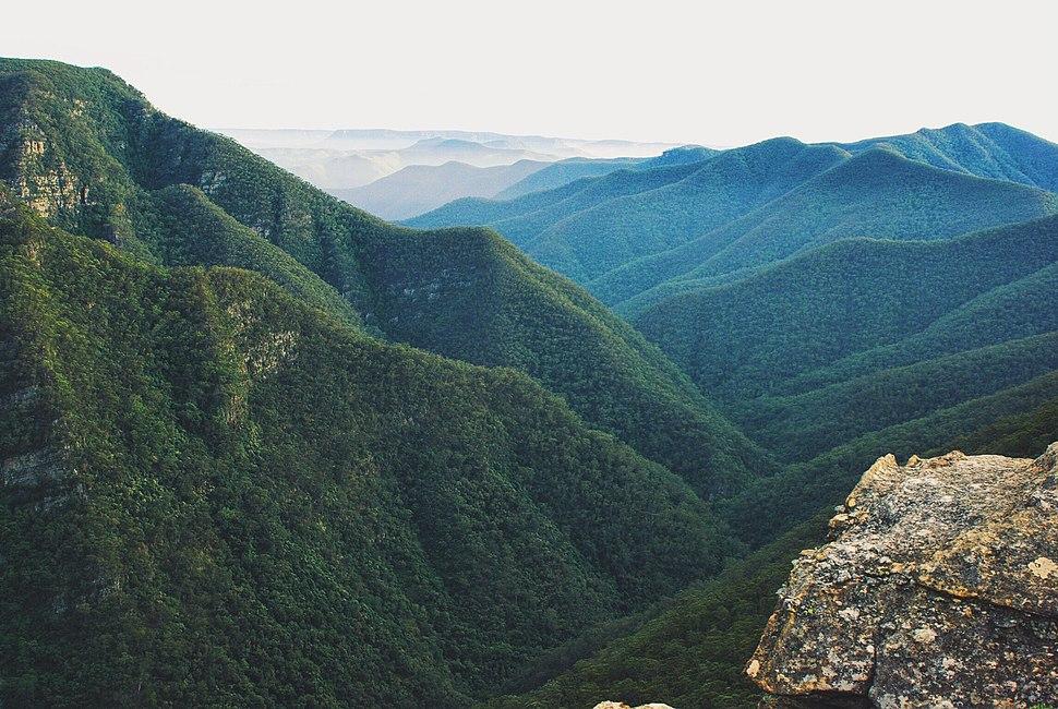 Kanagra-Boyd National Park