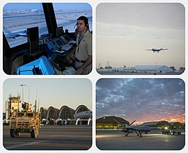 Kandahar International Airport collage.jpg