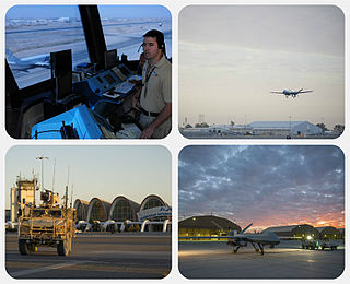 international airport serving Kandahar, Afghanistan