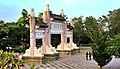 Kaohsiung Martyrs' Shrine paifang 20190130.jpg