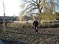 Kapelle, small park on site of former castle.JPG