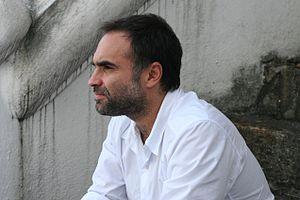 Karim Aïnouz - Ainouz in December 2005