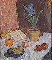 Karl Isakson - Composition with Hyacinth, Fruits and Blue Bowl - KMS4409 - Statens Museum for Kunst.jpg