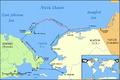 Karluk voyage map.png