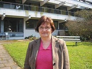 Katalin Vesztergombi Hungarian mathematician