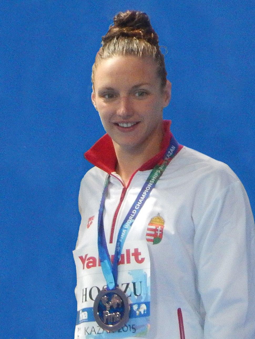 Kazan 2015 - Hosszú Katinka 200m backstroke
