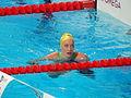 Kazan 2015 - Madison Wilson semifinal 100m backstroke.JPG