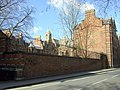 Keble College and old graffiti - geograph.org.uk - 719024.jpg