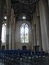 foto van Wandelkerk of Tussenkerk met grafmonument van de gebroeders Evertsen