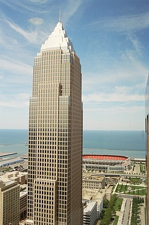 KeyBank - KeyCorp Headquarters in Cleveland, Ohio