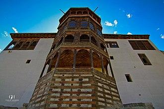 Khaplu - Image: Khaplu Fort
