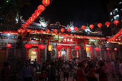 Kheng Hock Keong Temple during the 2013 Chinese New Year