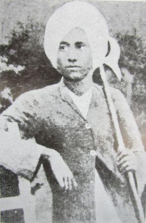 Khudiram Bose - Image: Khudiram Bose as an organiser