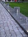 Kijów-Bykowcia, główna alejka polskiej częsci cmentarza wojennego - Main path in Polish side war cemetery - panoramio.jpg