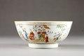 Kinesisk porslins skål från mitten av 1700-talet Qianlong, Qing-dynastin - Hallwylska museet - 95683.tif