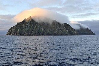 King Island (Alaska) - Image: King Island 3 2010 09 08