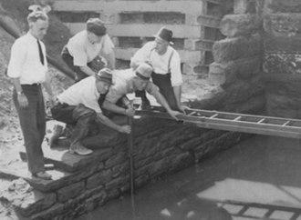 Black Dahlia - Image: Kingsbury Run investigations, sept 1936