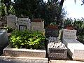 Kinnert Cemetery - Naomi Shemer grave 1.JPG
