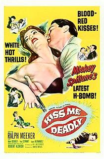 <i>Kiss Me Deadly</i> 1955 American film noir