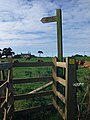 Kissing Gate, near Sancton - geograph.org.uk - 933551.jpg