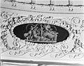 Klassieke ornamenten met stucwerk in ovale zaal - Haarlem - 20096247 - RCE.jpg