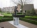 Kloetende tuinder John Bier Bovenweg StPancras.jpg