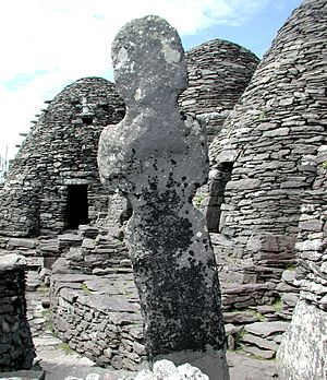 Monastery of Skellig Michael