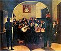 Kneipe Corps Suevia Tübingen um 1815.jpg