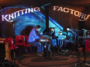 Knitting Factory - Image: Knitting Factory (New York)