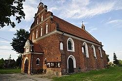 Kościół par. p.w. św. Marii Magdaleny by AW