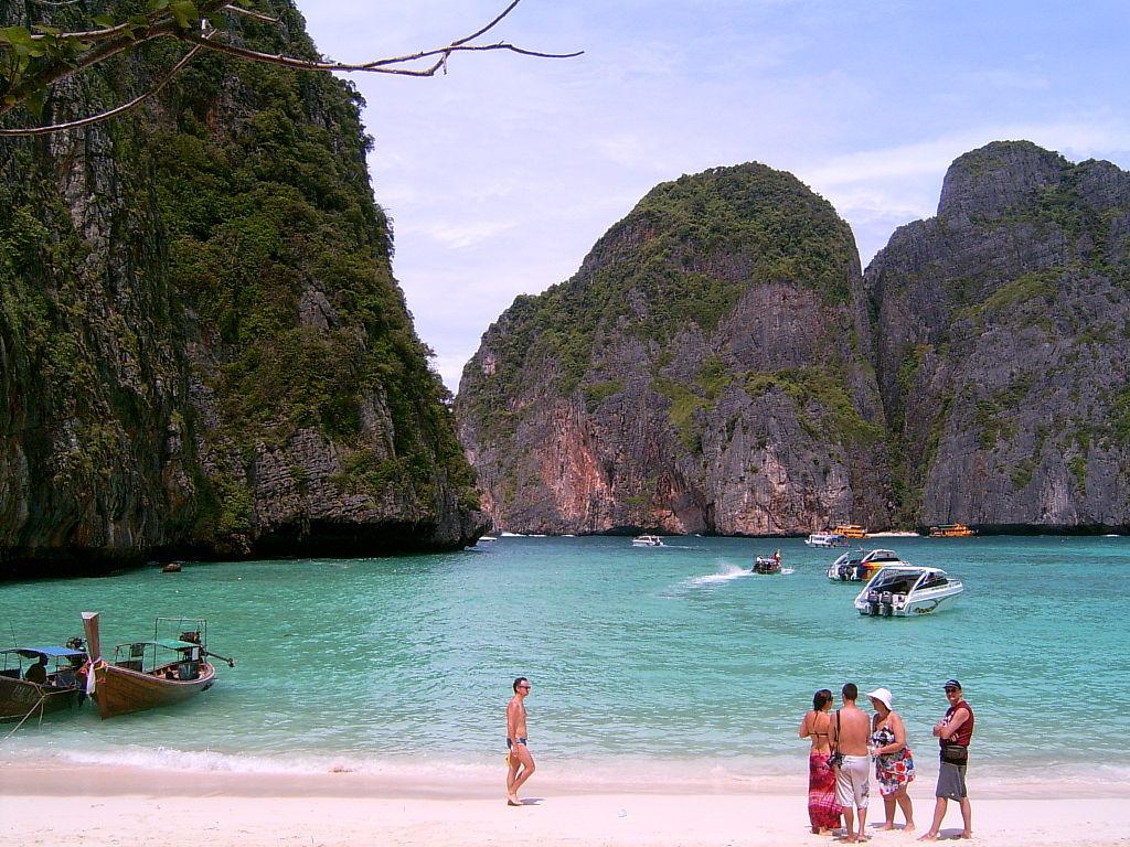 Koh Phi Phi Thailand  city images : Fil:Koh Phi Phi Leh – Wikipedia