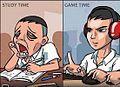Koha e studimit dhe koha e lojes.jpg