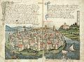 Konrad von Grünenberg - Beschreibung der Reise von Konstanz nach Jerusalem - Blatt 08v-09r.jpg