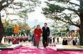 Korea-Chile summit in Seoul (Nov 2009) (4348210440).jpg