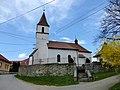 Kostol sv. Michala - Church in Spišské Tomášovce - April 2016.jpg