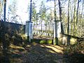 Kovářov - Židovský hřbitov 4.JPG