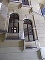 Krail ház. Lépcsőház kívülről. - Budapest, Palotanegyed, József körút 73.JPG