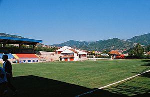 Gradski stadion Kratovo - Gradski stadion Kratovo