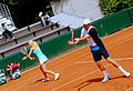 Kristina Mladenovic & Daniel Nestor.jpg