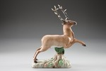 Kronhjort. Tyskland. Limbach - Thuringen - Hallwylska museet - 87074.tif