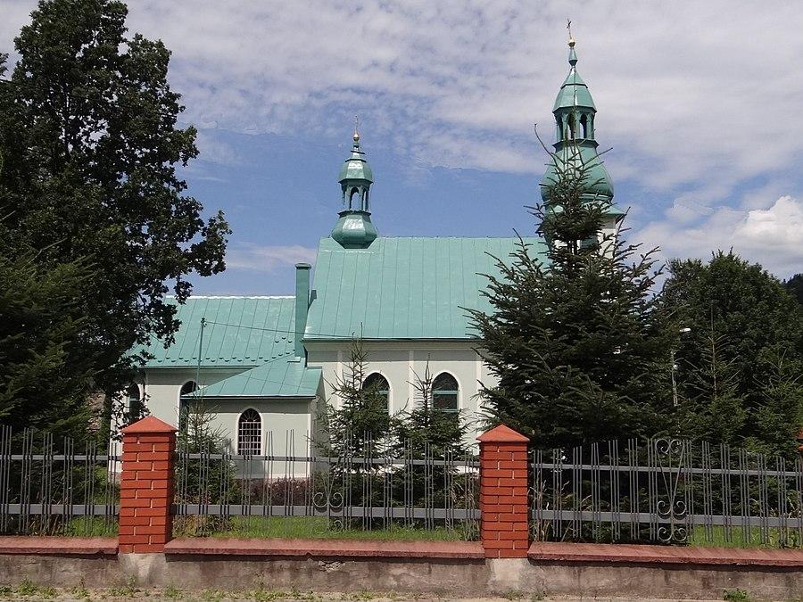 Krzyżowa, Silesian Voivodeship