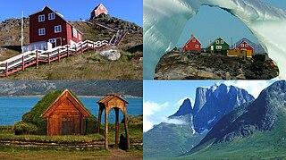 Kujalleq Municipality of Greenland