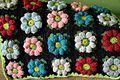 Kwiatowy awers poszewki na poduszkę - Zbąszyń - 001170c.jpg