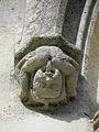 L'Épine (51) Basilique Notre-Dame Culot 08.JPG