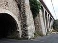 L'Estaque - Viaduc ferroviaire du Marinier - Côté sud avec entrée du tunnel.jpg