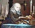 L'abbé Bernabé de Quevedo, óleo sobre tela.jpg