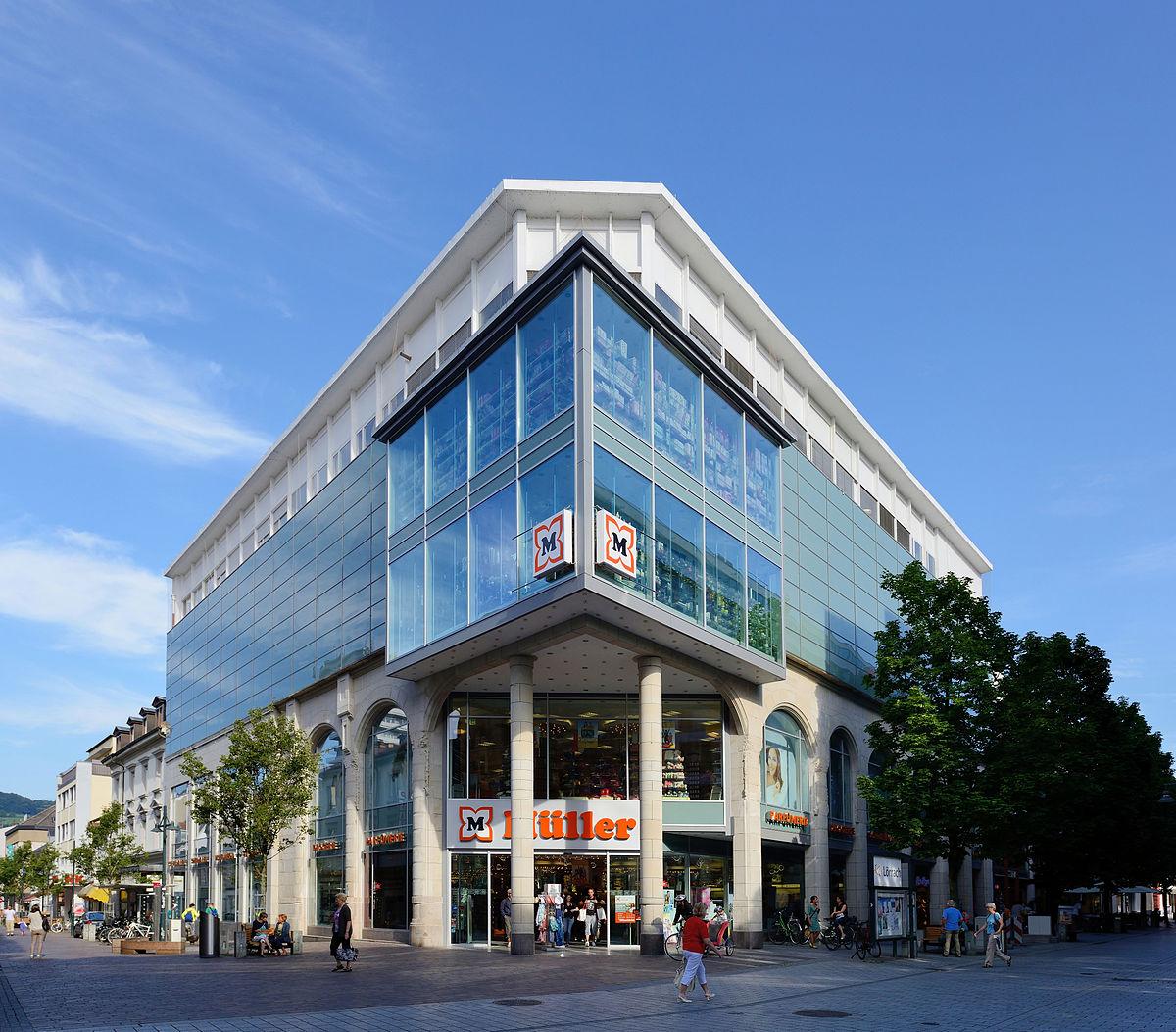 Müller Markt Regensburg