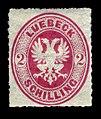 Lübeck 1863 10 Wappen, Doppeladler.jpg