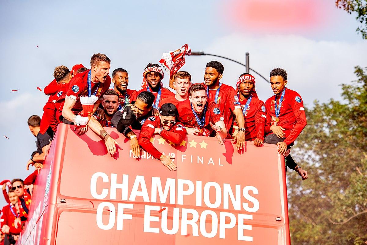 2018-19 Liverpool F.C. season - Wikipedia