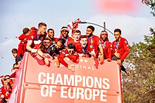 2018 19 Liverpool F C Season Wikipedia
